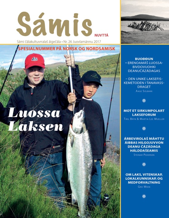 Sámis 26 - SPESIALNUMMER PÅ NORSK OG NORDSAMISK